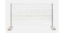 Продажа металлических заборов и ограждений Grand Line в Екатеринбурге Временные ограждения