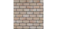 Фасадная плитка HAUBERK в Екатеринбурге Камень Травертин