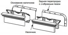 Декоративные фасадные элементы Mid-America в Екатеринбурге Ставни, пилястры и наличники